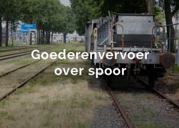 goederenvervoer over spoor